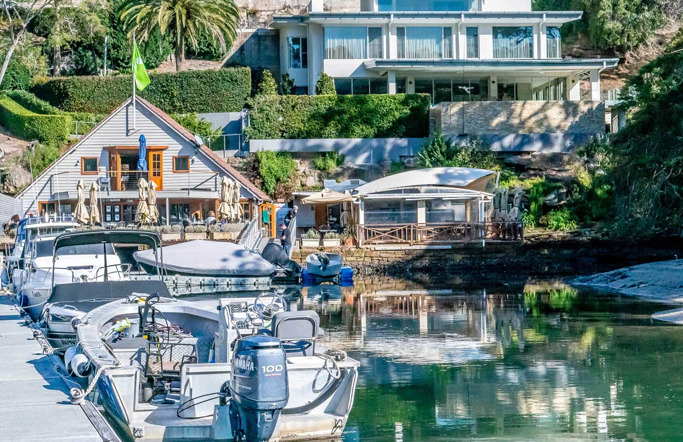 Roseville Marina (Specialised Cleaning)