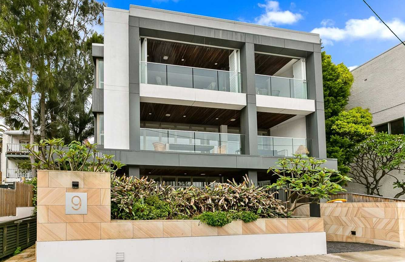 The Villas Watsons Bay (Residential Strata Cleaning)
